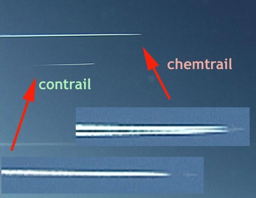 chemtrail-contrail
