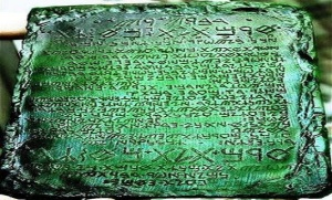 THE EMERALD TABLET OF ENKI