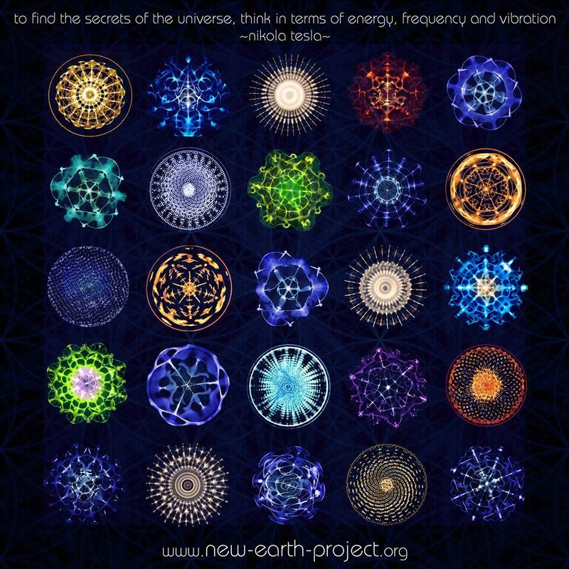 tesla quote cymatics